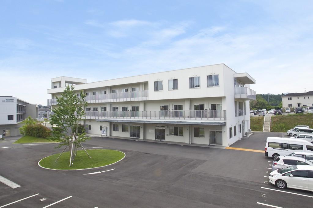 ケアホーム 青いみちIKI  本館・おれんじ館